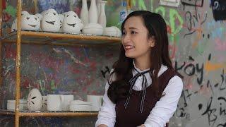 BT Dẫn chương trình truyền hình: Trải nghiệm làng gốm Bát Tràng