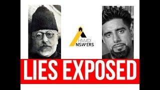 Abu Layth Exposed by Words of Abul Kalam Azad (Ahmadiyya)