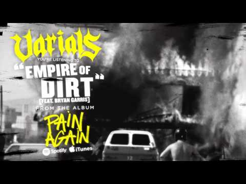 Varials - Empire of Dirt