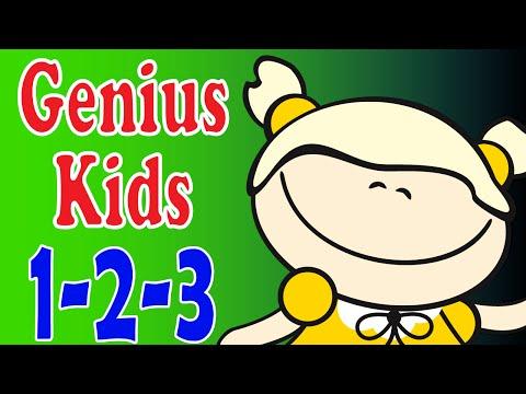 เกมส์ นับเลข นับจำนวน 123 พาเพลิน | สอนเด็กเล็ก เด็กอนุบาล นับเลข นับจำนวน ภาษาอังกฤษ