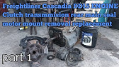 Freightliner cascadia A/C not working (cab blower replacement) - YouTube