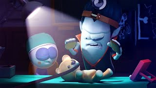 Spookiz   Save Mr. Bear    스푸키즈   Kids Cartoon   Kids Videos   Funny Animated Cartoon