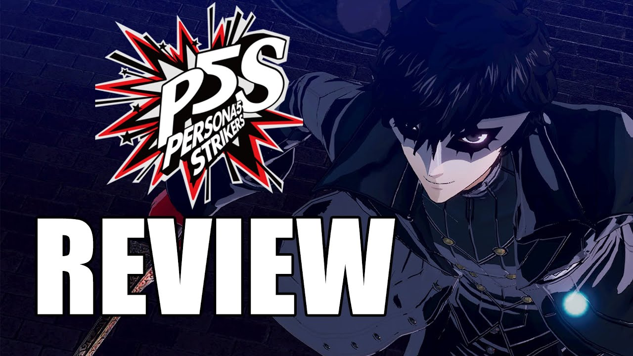 Persona 5 Strikers Review - The Final Verdict (Video Game Video Review)