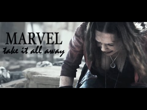 MARVEL    Take It All Away