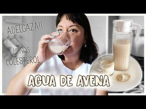 Leche De Avena Para Bajar De Peso Y Nivelar Colesterol Aracelli World Recetas 2021 Youtube