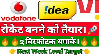 Next week share price target idea vodafone |idea latest news|Idea vodafone stock forecast tips | agr