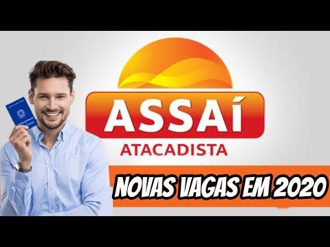 ASSAI ATACADISTA | ASSAI ATACADISTA OFERECE NOVAS VAGAS DE EMPREGO PARA 2020