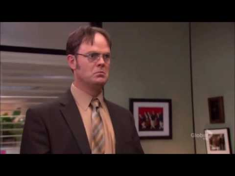 Dwight says YES for 20 minutes