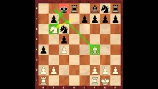 Chess for Beginners. Chess Openings #6. Sicilian Defence. Opening Examples. Eugene Grinis. Chess