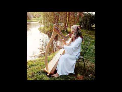 """Featuring: Chiara Jakanty Turato. """"Onda di Luce"""" (432 Hz Harp Music)."""