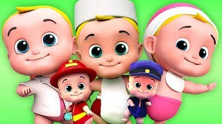Gambar cover fünf kleine babys | Reime in Deutsch | Kinderreime | German Nursery Rhymes | Kids Tv Deutschland