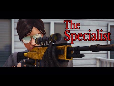 The Specialist - A Gta Rockstar Editor Short Film