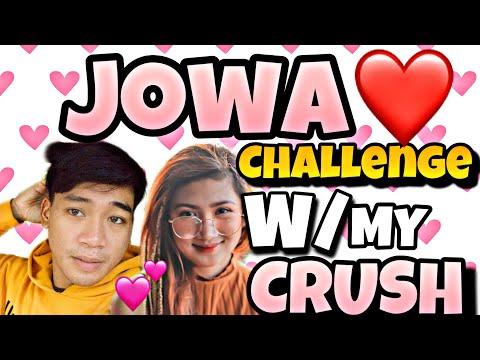 JOWA CHALLENGE WITH MY CRUSH (BRUSKOBROS)
