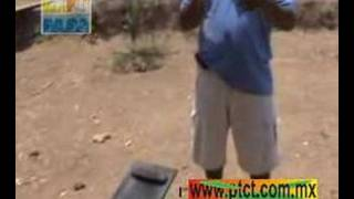 EL METATE DE PIEDRA CIHUATLAN CANAL 10 MELAQUE