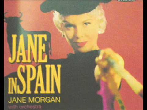 Jane Morgan sings Adios; You Belong To My Heart; Magic Is The Moonlight