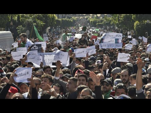 Algeria protests: demonstrations continue against Bouteflika's bid for 5th term