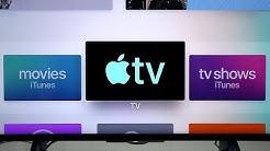 tvOS 12.3 | Die neue Apple TV App ist da