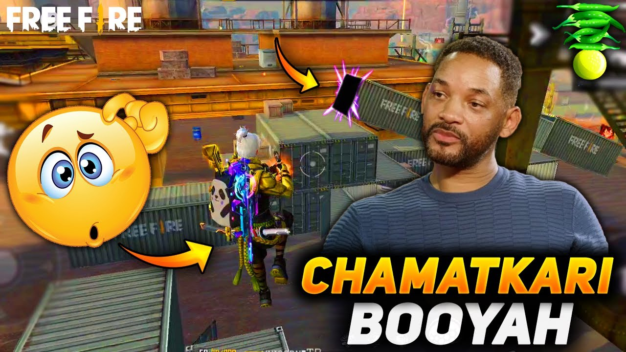 Story Of चमत्कारी Booyah ??? || Free Fire Funny Gameplay || Fabled Four Cup || Gaming Aura