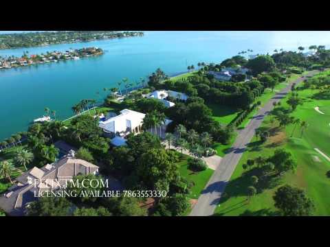 Indian Creek Miami Beach 4k