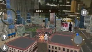 Police Helicopter City Rescue Mission Simulator 18