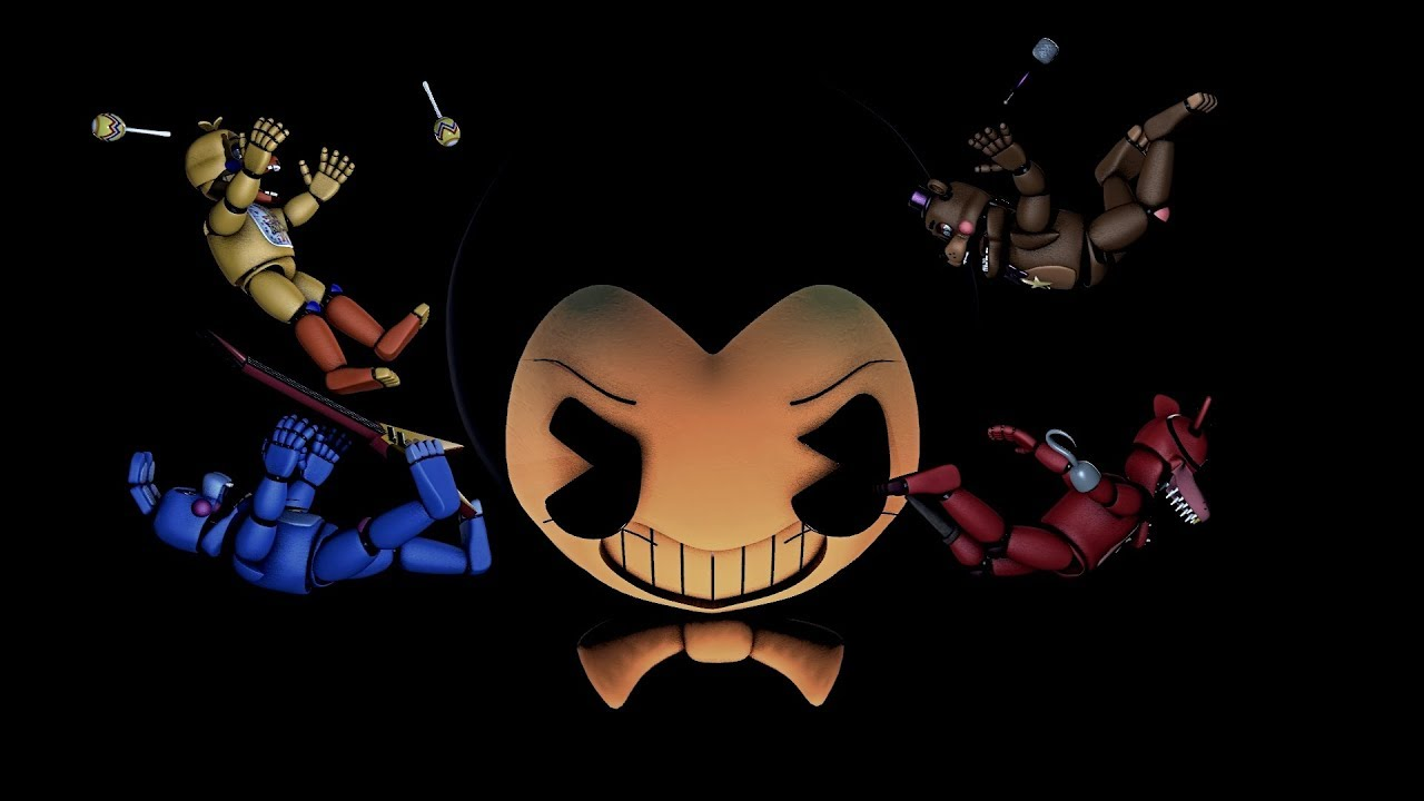 Bendy Sad: Bendy Songs And More Happy And Sad Bendy And The Ink