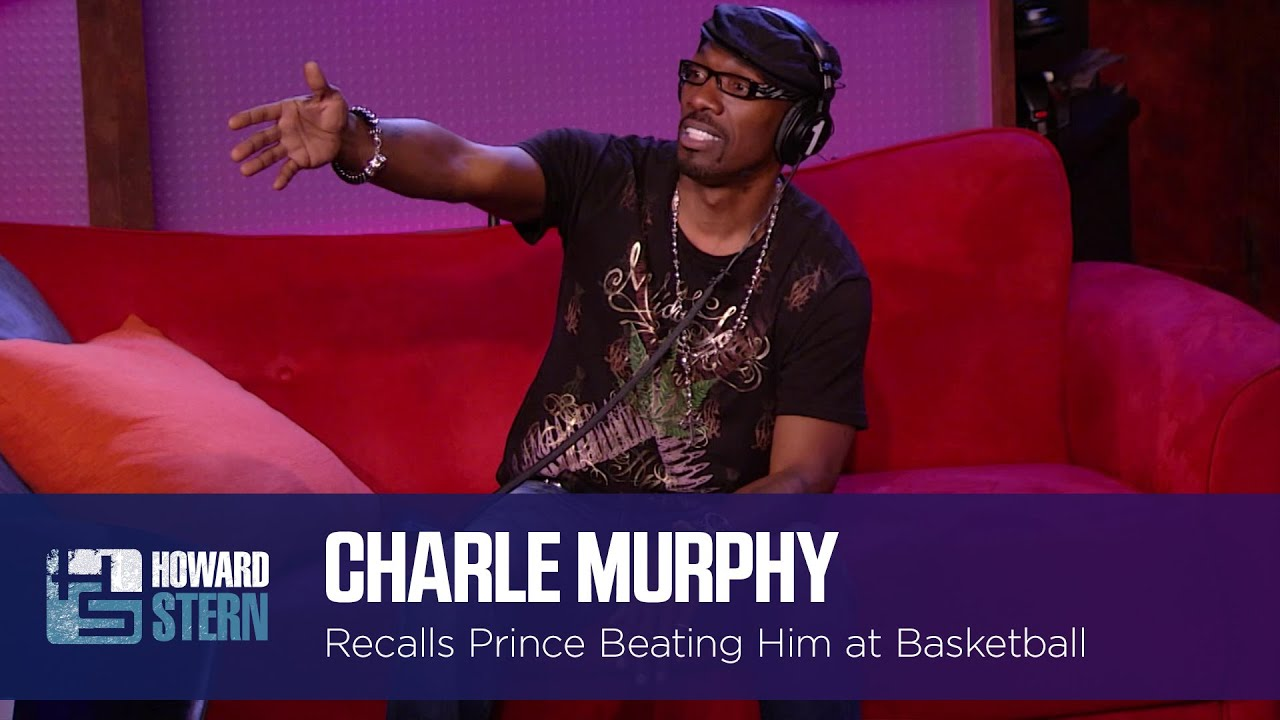 Charlie Murphy Lost a Game of Basketball to Prince (2009)