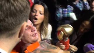 Artur Szpilka Vs Deontay Wilder Fight - Szpilka In Hospital!