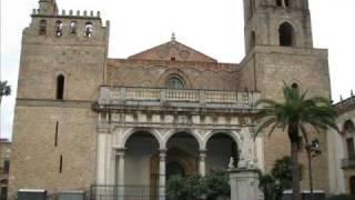 Escursione in Sicilia 2009: Taormina  Etna  Enna  Agrigento  Selinunte - Palermo  Trapani.