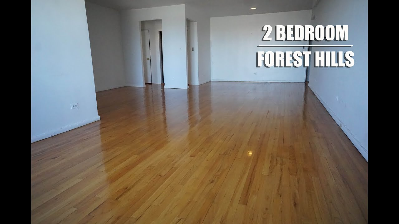 Extra Large 2 Bedroom Apartment For Rent In Forest Hills Queens Nyc Youtube