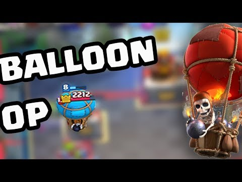 Balloon Cycle! Super fun and fast deck!