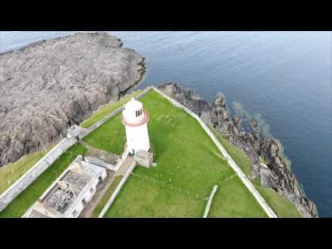 Ballyglass Lighthouse Belmullet Mayo