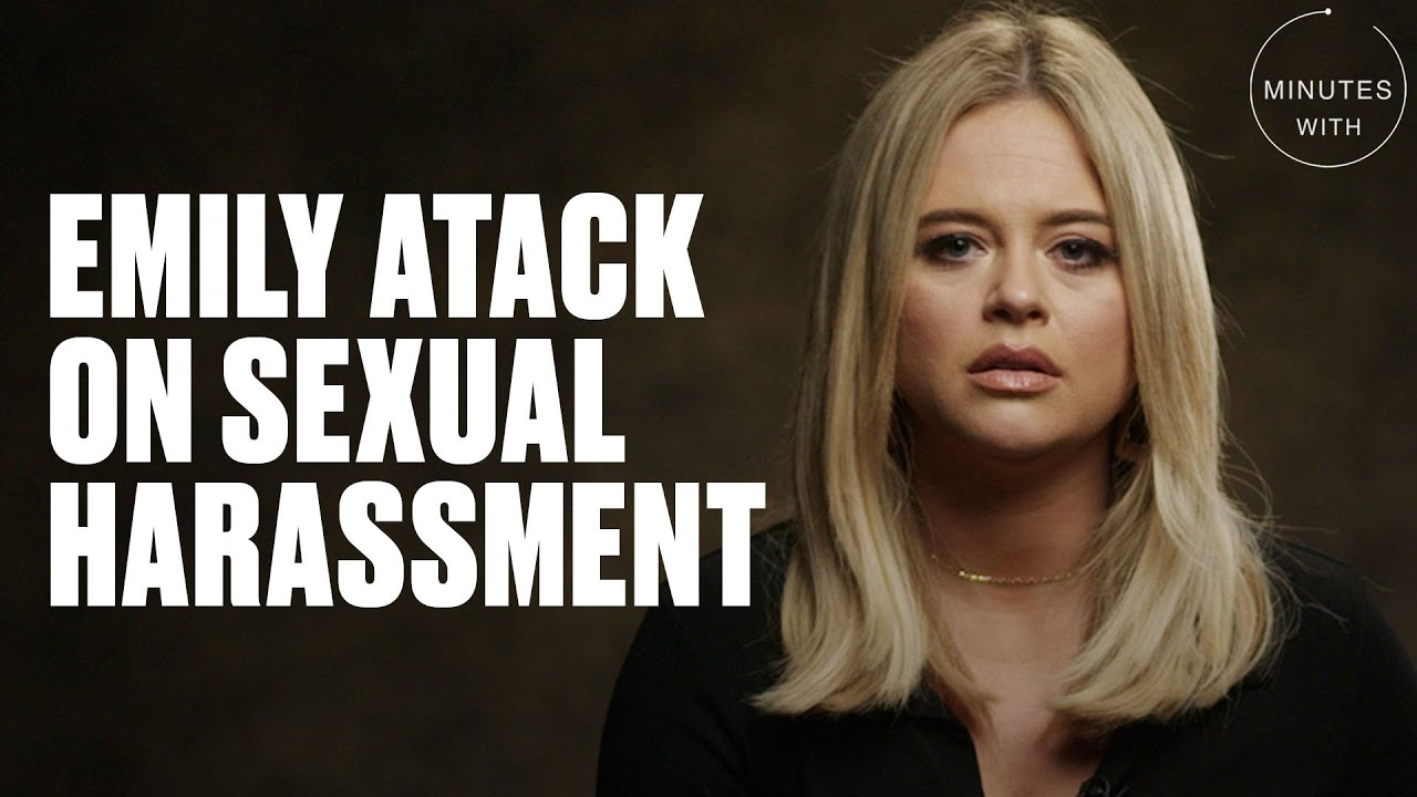 Emily Atack Shares Her Experiences Of Sexual Harassment Online I Minutes With I UNILAD