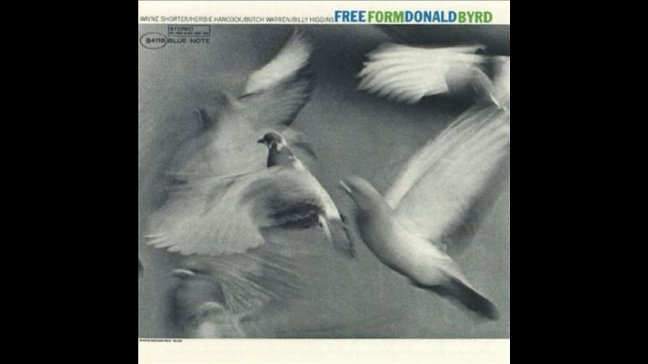 Donald Byrd - Free Form - YouTube