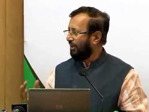 Minister opens Meeting on Global Sharing of Biodiversity Data at New Delhi on 16 Sept, 2014