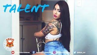 Talent - Tight Grip - May 2019