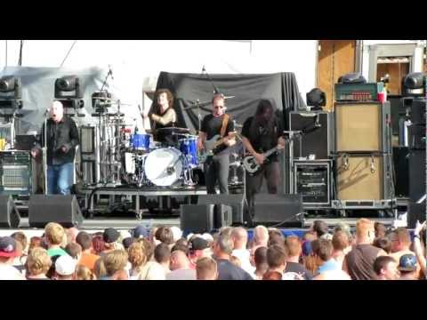 Finger Eleven Performs Living In A Dream at Rock The Resort Ohio 2012