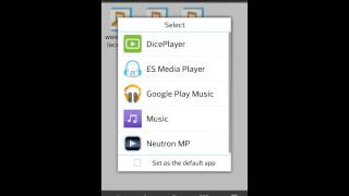 How to download our music from Android mobile devices