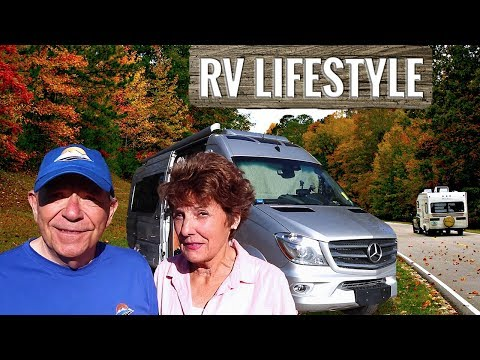 What's Your RV Lifestyle? Mike and Jennifer Chat with RVers