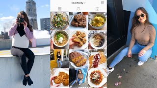 How i started my health and wellness instagram | what do to engage organically