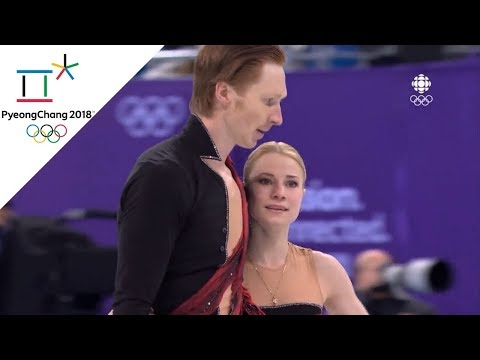 2018 Olympics Team Event Pairs SP Group 3 Full Version (CBC)
