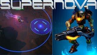 Supernova Gameplay - Legatus Karnel First Look