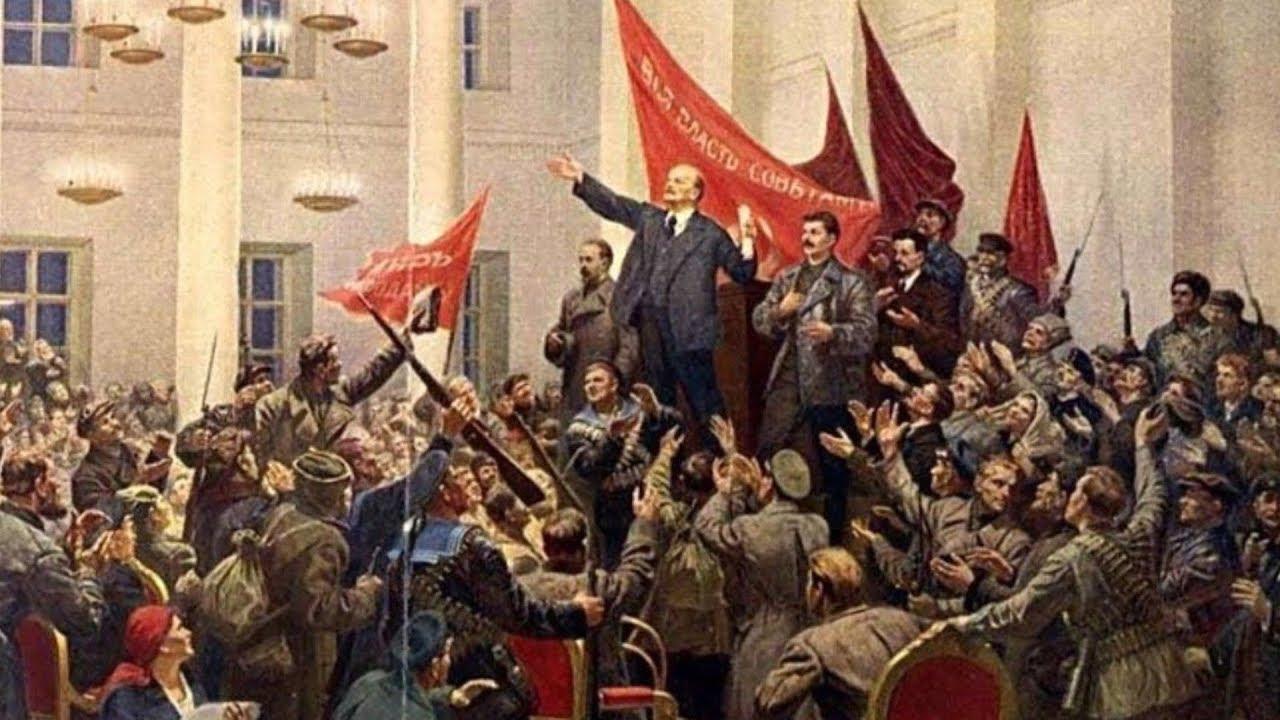 Cách mạng Tháng Mười Nga dẫn đường cho cách mạng Việt Nam