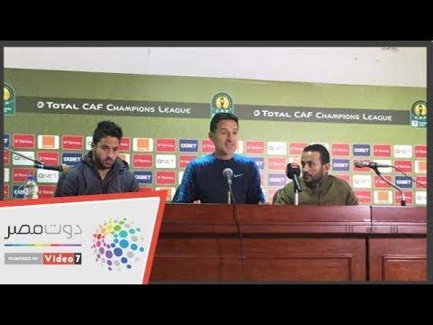 سيدومير: هدفنا الفوز على الافريقي بالبطولة الافريقية  - 20:54-2019 / 1 / 17