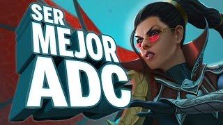 Conviértete en el MEJOR ADC | KITEAR, Tipos de ADC, Posicionamiento | League of Legends