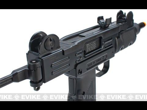 Uzi Submachine Gun Review | Military