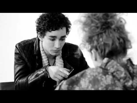 Robert Sheehan And Paloma Faith Interview Part 1
