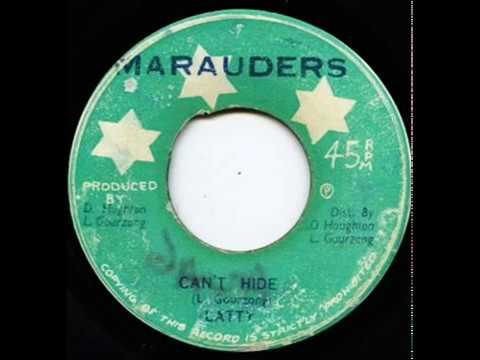 Latty Guzang - can't hide ('75)