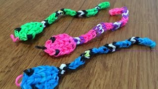 How to make a Rainbow Loom Snake