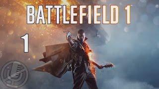 Battlefield 1 Прохождение На Русском На ПК Без Комментариев Часть 1 — Пролог