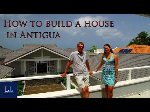 Building a dream house in Antigua?  Hear from the experts.